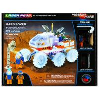 Laser Pegs: Mars Rover Construction Set