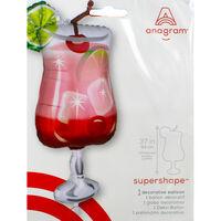 37 Inch Gin Fizz Super Shape Helium Balloon