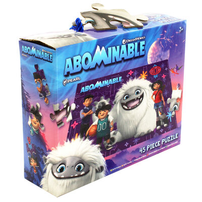 Abominable 45 Piece Jigsaw Puzzle image number 1