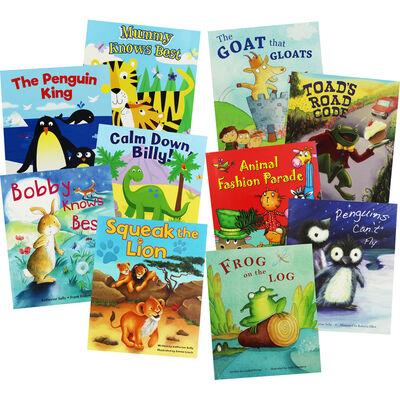 Hilarious Animals: 10 Kids Picture Books Bundle image number 1