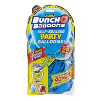 Blue Bunch O Balloons: Pack of 24
