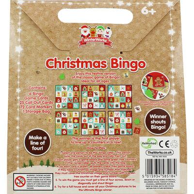 Christmas Bingo Game image number 3