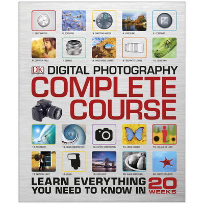 DK Digital Photography: Complete Course image number 1