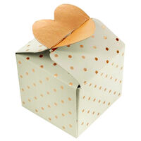 Favour Boxes: Pack of 6