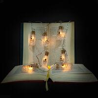 Harry Potter LED Glass Bottle Lights