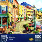 Harbour View 500 Piece Jigsaw Puzzle image number 1