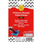 Chunky Paint Sticks: Pack of 6 image number 4