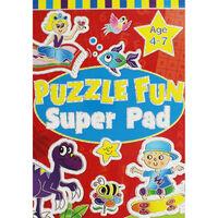 Puzzle Fun Super Pad: Age 4-7