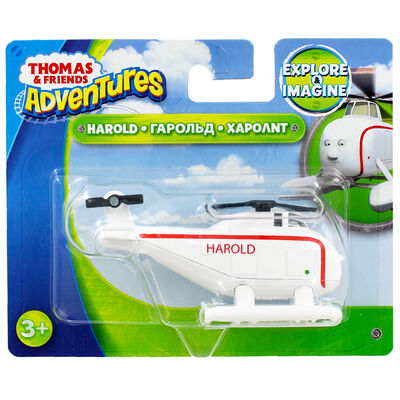 Thomas and Friends - Harold Toy Helicopter image number 1