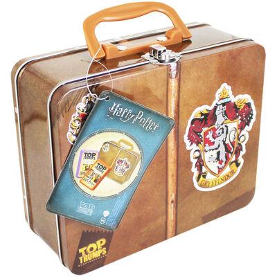 Harry Potter Gryffindor Top Trumps Tin image number 1
