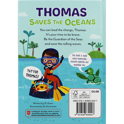 Thomas Saves The Oceans image number 2