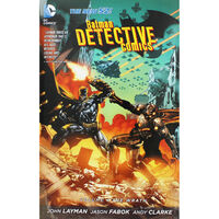 Batman Detective Comics: The Wrath - Volume 4