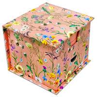 Wildflower Meadow Memo Cube