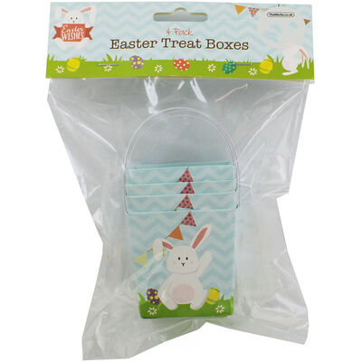 Easter Treat Boxes - 4 Pack image number 1