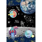 Space Explorer 104 Piece Jigsaw Puzzle image number 2