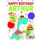 Happy Birthday Arthur image number 1