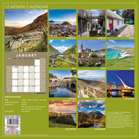 Beautiful Ireland 2021 Calendar and Diary Set