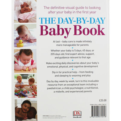 The Day-By-Day Baby Book image number 2