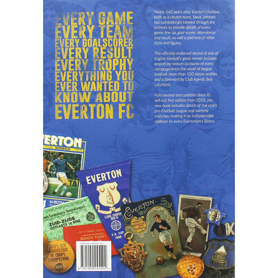 Everton: The Complete Record image number 3