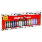 Glitter Glue Set: Pack of 18 image number 1