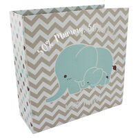 My First Keepsake Baby Box: Blue