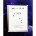 Zodiac Collection Aries Fresh Vanilla Candle image number 3