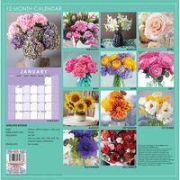 Beautiful Bloom 2021 Calendar and Diary Set