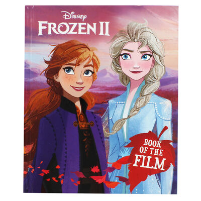 Disney Frozen 2 Book of the Film image number 1