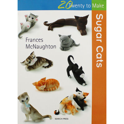 Twenty to Make: Sugar Cats image number 1
