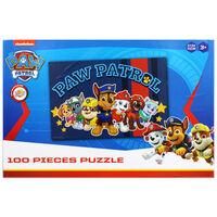 Paw Patrol 100 Piece Jigsaw Puzzle