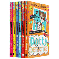 Dotty Detective: 6 Book Collection