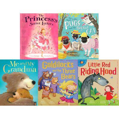 Princess Sleepovers: 10 Kids Picture Books Bundle image number 3