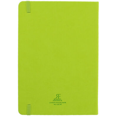 A5 Case Bound PU Zodiac Pisces Lined Journal image number 3