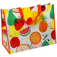 Fresh Fruits Reusable Shopping Bag