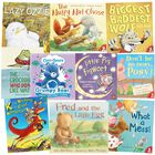 Lazy Ozzie and Friends: 10 Kids Picture Books Bundle image number 1