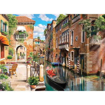 Holiday Escapes 3-in-1 Jigsaw Puzzle Set image number 3