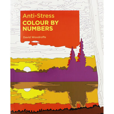 Anti-Stress Colour By Numbers image number 1