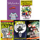 Unlikely Superheroes: 5 Book Collection image number 2