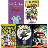 Unlikely Superheroes: 5 Book Collection
