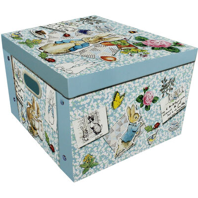 Peter Rabbit Collapsible Storage Box image number 1