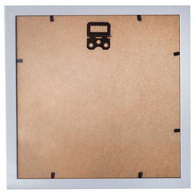 Grey Deep Box Frame: 20cm x 20cm image number 2