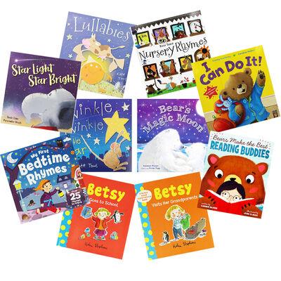 Sleepy Tales: 10 Kids Picture Books Bundle image number 1