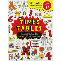 Times Tables: Help with Homework