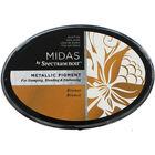 Midas by Spectrum Noir Metallic Pigment Inkpad - Bronze image number 1