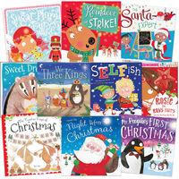 Festive Friends: 10 Kids Picture Books Bundle