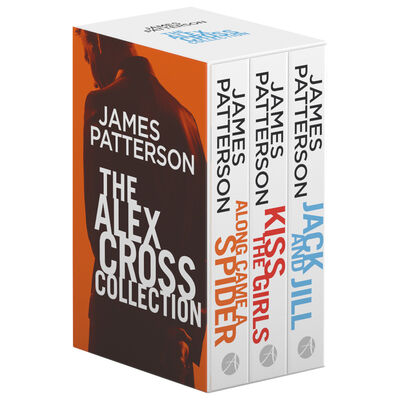 James Patterson The Alex Cross Collection: 3 Book Box Set image number 1