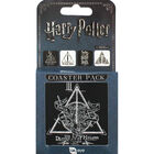 Harry Potter - Deathly Hallows Coasters - 4 Pack image number 1