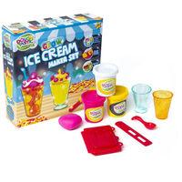 Dough-Tastic Glow Ice Cream Maker Set