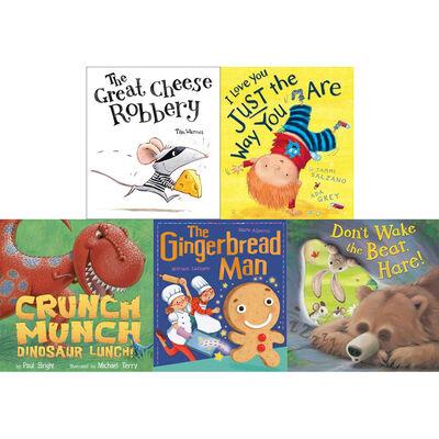 Loving Stories: 10 Kids Picture Books Bundle image number 2
