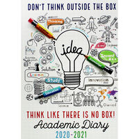 A5 Outside the Box Day a Page 2020-21 Academic Diary
